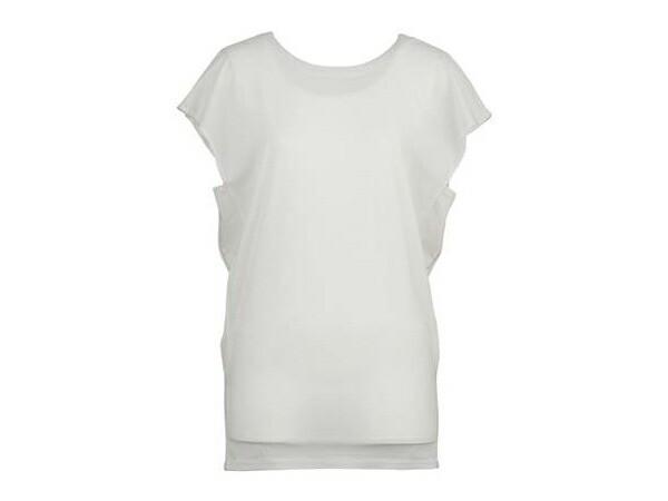 ダンスキン:【レディース】Yogi フレンチ【DANSKIN スポーツ フィットネス 半袖 Tシャツ】