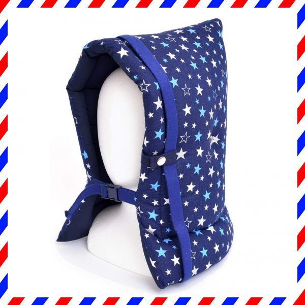 防災頭巾 子供用 ブリリアントスター 紺 N4413900