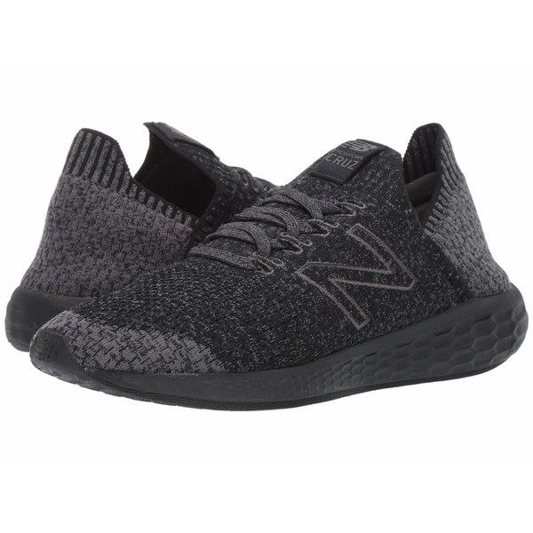 53b90e08f4339 ニューバランス レディース スニーカー シューズ Fresh Foam Cruz v2 Sock Fit Magnet/Black □靴サイズ  単位(cm) USサイズ|長さ(cm) 4 |21cm 5 |22cm 6 |23cm 7 ...