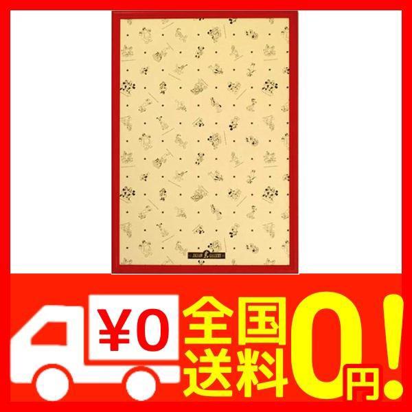 木製パズルフレーム ディズニー専用 1000ピース用 レッド (51x73.5cm)