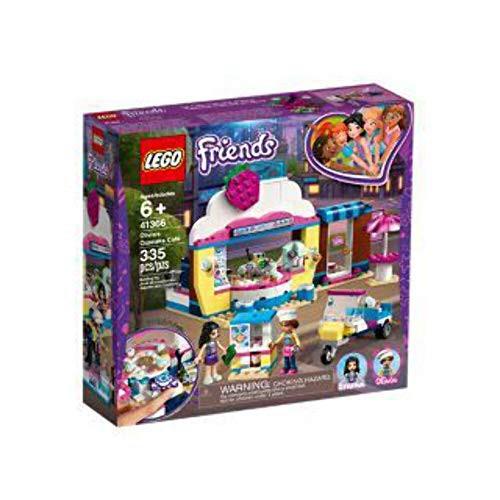 レゴ(LEGO) フレンズ オリビアのカップケーキカフェ 41366 ブロック おもちゃ 女の子