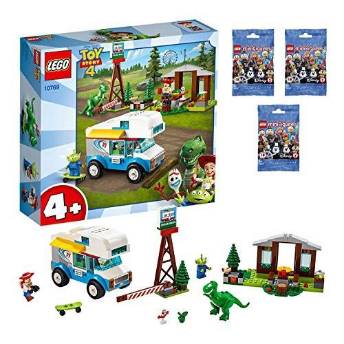 レゴ(LEGO) トイストーリー4 トイ・ストーリー4 RVバケーション レゴミニフィギュア ディズニーシリーズ 3個 セット