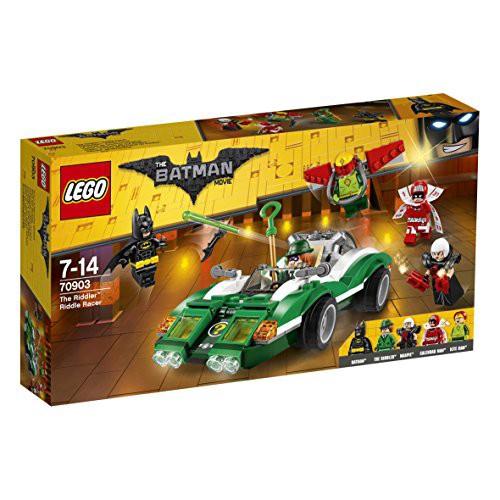 バットマン 70903 リドラーのなぞなぞレーサー