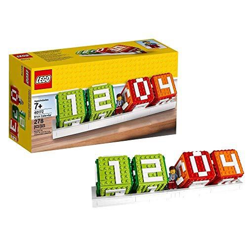 LEGO アイコニック ブロックカレンダー(40172)