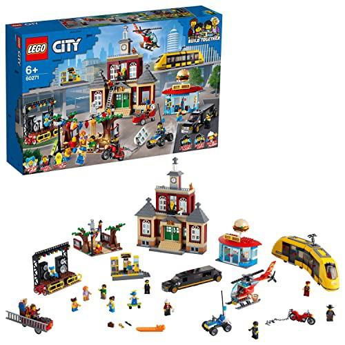 シティ 60271 レゴシティの広場