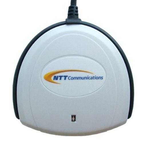 NTTコミュニケーションズ 接触型ICカードリーダー・ライター e-Tax Win&Mac対応 SCR3310-NTTCom
