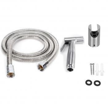 ハンディおしり洗浄器 ノズル おしり洗浄器 ウォシュレット水栓 304ステンレス 蛇口 シャワーヘッド 3点セット