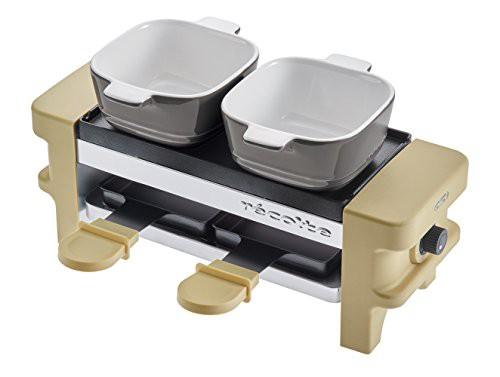 レコルト ラクレット&フォンデュメーカー メルト [ベージュ] recolte Raclette and Fondue ・・・