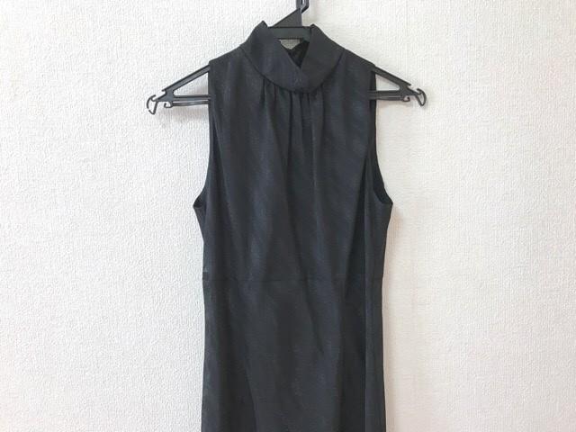 コーガマリコ MARIKO KOHGA ドレス サイズ38A レディース 美品 黒 ラメ【中古】