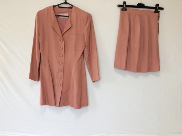 コーガマリコ MARIKO KOHGA スカートスーツ レディース ボルドー 肩パッド【中古】
