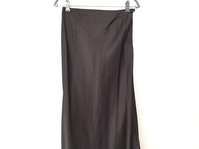 コーガマリコ MARIKO KOHGA ロングスカート サイズ42 L レディース 黒【中古】