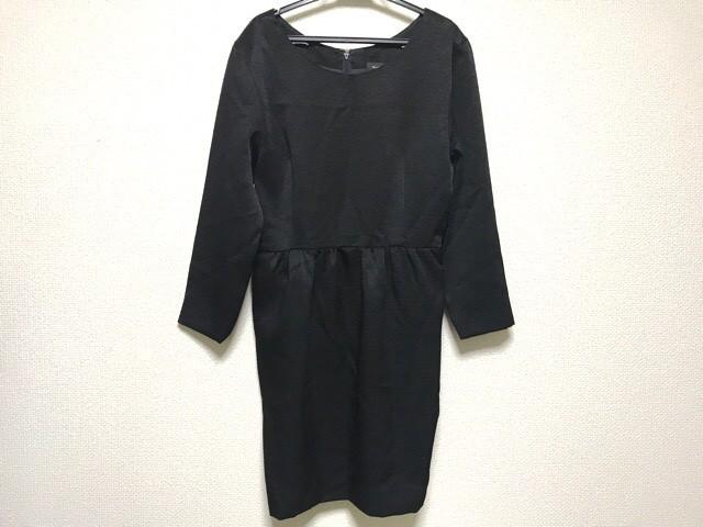 コーガマリコ MARIKO KOHGA ワンピース レディース 美品 黒【中古】