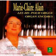 【CD国内】 Organ Classical / Marie-claire Alain Encore!