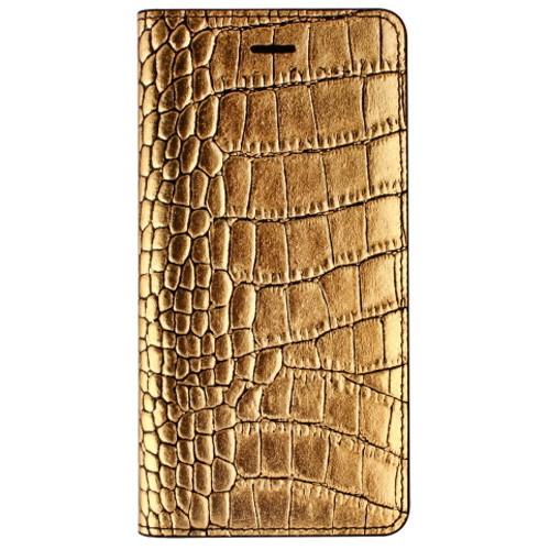 ロア・インターナショナル iPhone6s/6用ケース GAZE Gold Croco Diary(ゴールドクロコダイアリー) GAZE(ゲイズ) GZ3978I6【返品種別A】