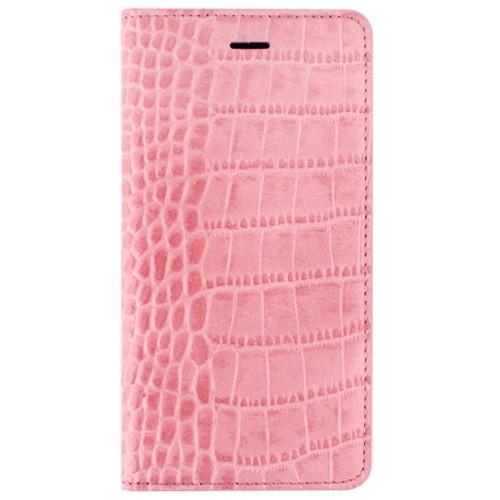 ロア・インターナショナル iPhone6s/6用ケース GAZE Vivid Croco Diary(ビビッドクロコダイアリー)ピンク GZ3979I6【返品種別A】