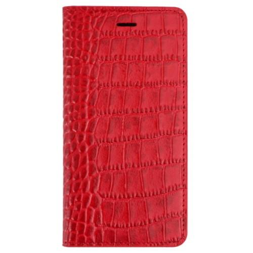 ロア・インターナショナル iPhone6s/6 ケース GAZE Vivid Croco Diary(ビビッドクロコダイアリー)レッド GZ3980I6【返品種別A】