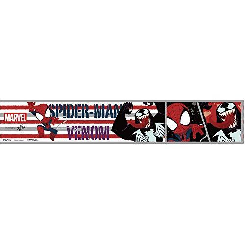 MARVEL/マーベル YOJOテープ 養生テープ マスキングテープ 幅広 ヴェノム×スパイダーマン dz-80472