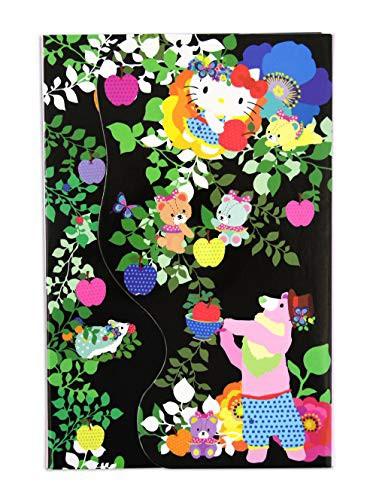 サンリオ マグネット付箋(ふせん) キティ ホラグチカヨ sa-36380