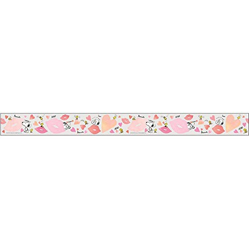 PEANUTS/ピーナッツ YOJOテープ 養生テープ マスキングテープ 幅広 スヌーピー リップ p-13767