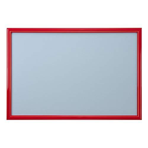 ジグソーパズルフレーム ニューDXウッドフレーム10 赤 レッド 木製パネル 1000ピース 50×75cm