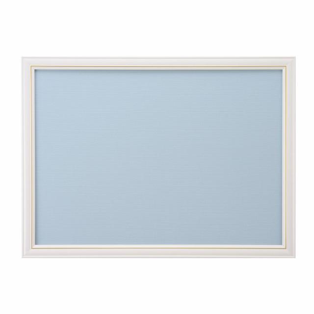 ジグソーパズルフレーム ニューDXウッドフレーム5B 白 ホワイト 木製パネル 500ピース 38×53cm