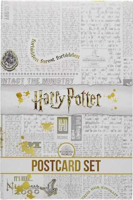 ハリー・ポッター ポストカードセット