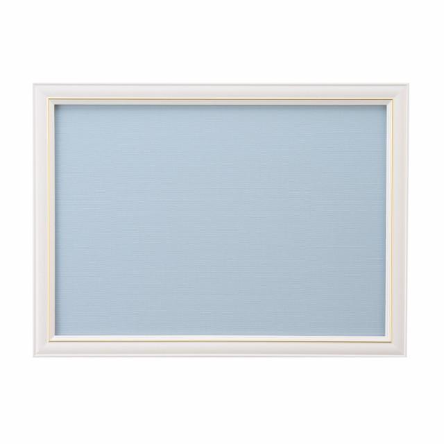 ジグソーパズルフレーム ニューDXウッドフレームA3 白 ホワイト 木製パネル A3サイズ ポスター 29.7×42cm
