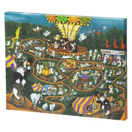 わちふぃーるど キャンバスパズル マージョリーノエルの夜 ジグソーパズル 366ピース 30.7×23.7×2cm