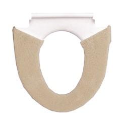 オカ OKA エトフ 便座カバー 洗浄暖房用 ベージュ 日用品・生活雑貨