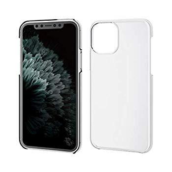 iPhone 11 Pro ケース フレックスハード 薄軽×頑丈 [割れに強い新素材で本体を保護] TR-90 クリア PM-A19BTRCR