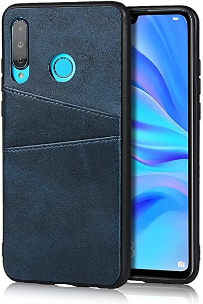ファーウェイ Huawei P30 Lite 6.15インチ ケース 背面カード収納 スマホ保護カバー huawei p30 lite 携帯ケース huawei p30 lit...