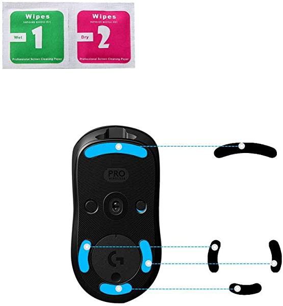 ゲーミングマウス LogiTech G PRO ヒーロー G903 G900 G703 G603 G604ロジクールG502ワイヤレス交換MXマスターマウスフィート交 ...