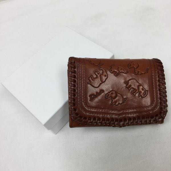 ダコタ 財布 二つ折り 小銭入れ付き レザー アペルト 0034660 2017120725 茶 / ブラウン Dakota