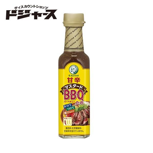 ブルドック 甘辛 マスタード BBQ 235g 管理番号022008 調味料