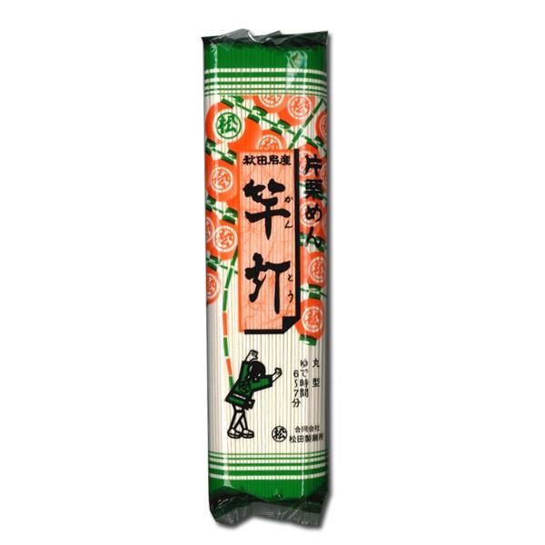 松田製麺所 竿灯片栗めん 230g 管理番号022010 乾麺