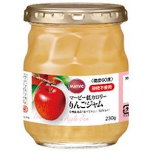 マービー低カロリー りんごジャム(230g)H+Bライフサイエンス(4976787033172)