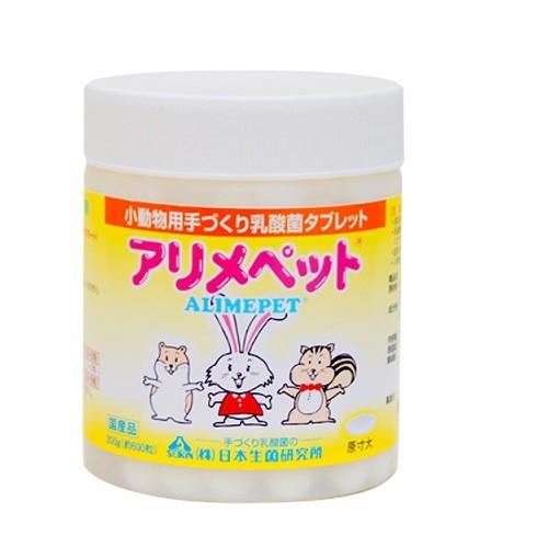 日本生菌研究所 アリメペット 小動物用 300g 手作り 乳酸菌 腸内環境の改善に