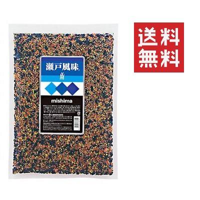 三島食品 瀬戸風味 500g ふりかけ トッピング 業務用 大容量 送料無料