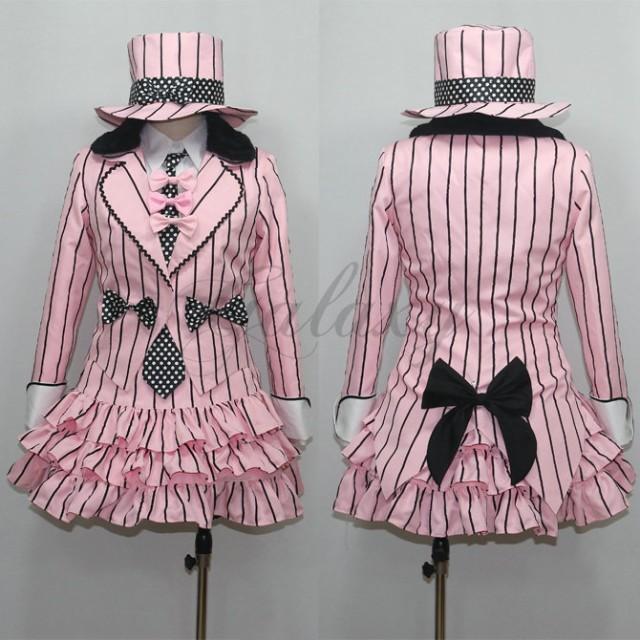 AKB48 君のc/w 渡辺麻友 まゆゆ コスプレ衣装 cc1860【送料無料】(cc1860)