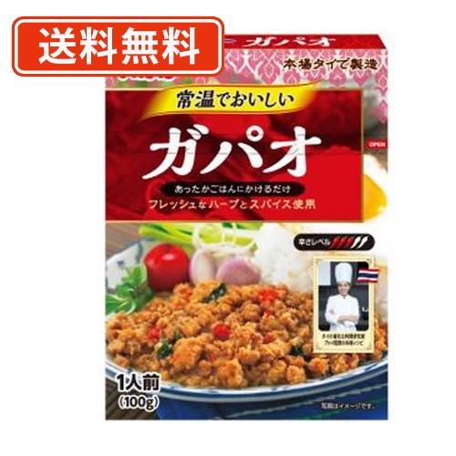 【送料無料(一部地域を除く)】 いなば食品 常温でおいしい ガパオ 100g×30個