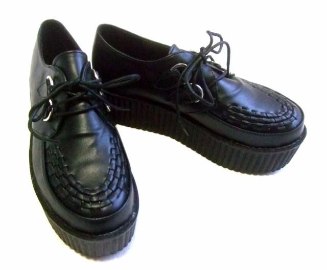 MEN XIANG XIAO LA JIAO メン ラバーソールブーツ (シューズ 靴 厚底 ジョージコックス) 075985