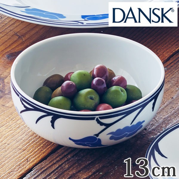 ダンスク DANSK シリアルボウル 13cm チボリ 洋食器 ( 食洗機対応 )