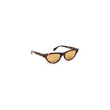 Oliver Peoples Eyewear Women s Zasia Sunglasses Print/Deep Amber One Size