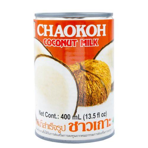 ココナッツミルク チャオコー 400ml 12缶 Coconut Milk CHAOKOH タイ産 製菓材料 業務用