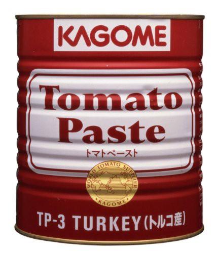 カゴメ トマトペースト トルコ産ホットブレイク製法 3200g