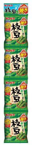 ギンビス 枝豆 ノンフライ焼き4連 52g(13g×4連)×12個