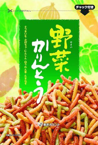 東京カリント 115g野菜かりんとう 115g×12袋