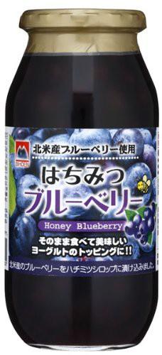 美蜂園 はちみつブルーベリー 650g