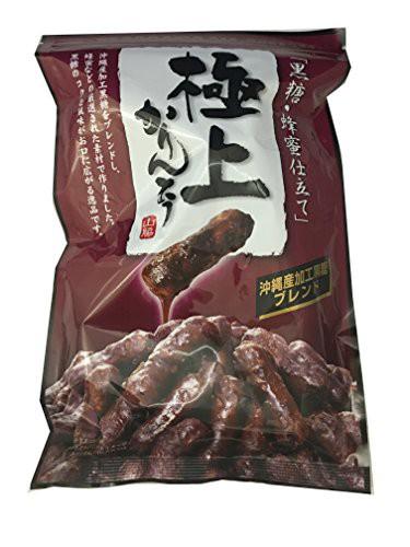 山脇製菓 極上黒糖かりんとう 140g×6袋