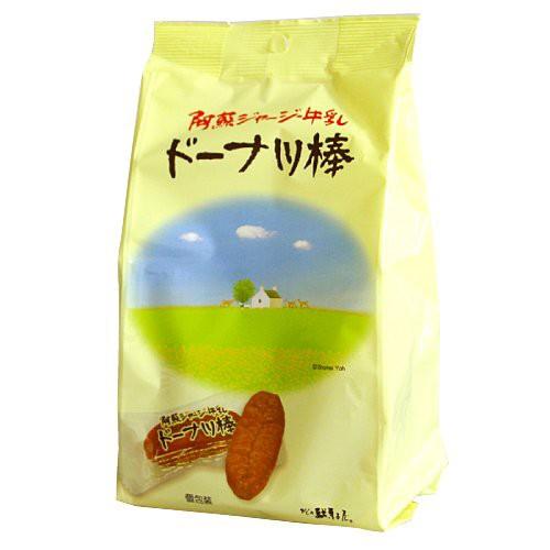 フジバンビ 阿蘇ジャージー牛乳 ドーナツ棒 150g/袋